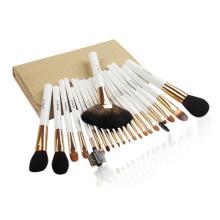 Conjunto de pincéis de maquiagem 22, conjunto de pincéis de maquiagem personalizado