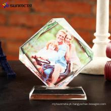 Foto de cristal de sublimação BXP30B 100 * 100 * 20
