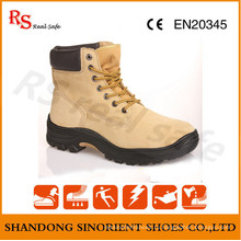 Инъекции ПУ Подошва стальным носком безопасности труда обувь