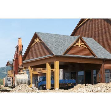 Vente chaude moderne cabane en bois maison en bois