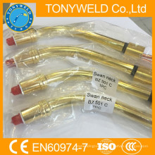 Welding accessories mig welding parts 501D Swan neck goose neck