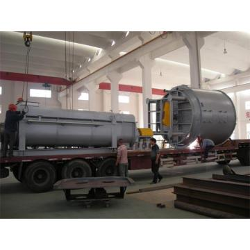 Hot Sale Rotary Vacuum Paddle Dryer for Sludge