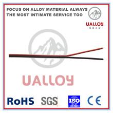 Câble Thermocouple isolé en PVC