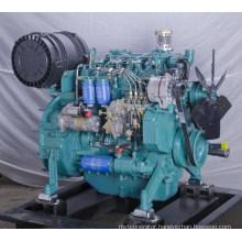 60kVA silent generator by Weichai engine