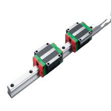 Trilho de rolamento linear usado para máquina de encadernação