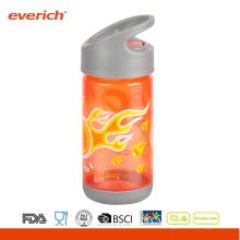 Everich BPA Free 350ml umweltfreundliche Lebensmittelqualität Plastik Kinder Flaschen
