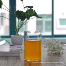 Large Capacity Borosilicate Single Wall Drinking Glass