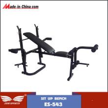 Commercial Folding Adjustable Ab Sit up Bench (ES-543)