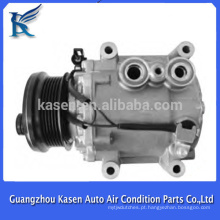 12v auto ac rolo-90 compressor para FORD MONDEO III 1,8i Saloon 1,8 Sci Stationwagen 2,0i 1S7H19D629CA 1S7H19D629CB