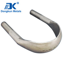 Customized Aluminum Forge Parts with High Quality