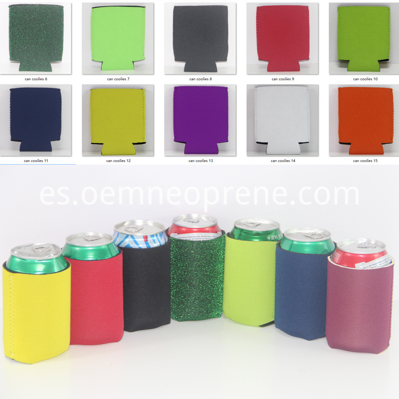 Can Coolers Sleeves neoprene
