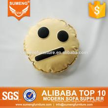 SUMENG cute emoji pillow plush for living room CE006