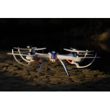 Christmas Promotion Gift Hobby Toy of Drone Factory Adult RC Toy 2.4G 4-Axis UFO Aircraft Drone and Quadcopter with Camera