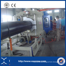 2015 nuevo tipo de tubería de HDPE que hace la máquina