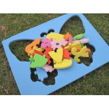 rompecabezas de dibujos animados animales puzzles 2-5 años de edad niño niños juguetes educativos juguetes unisex