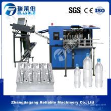 Máquina de fabricación de botella plástica completamente automática / máquina que sopla de la botella