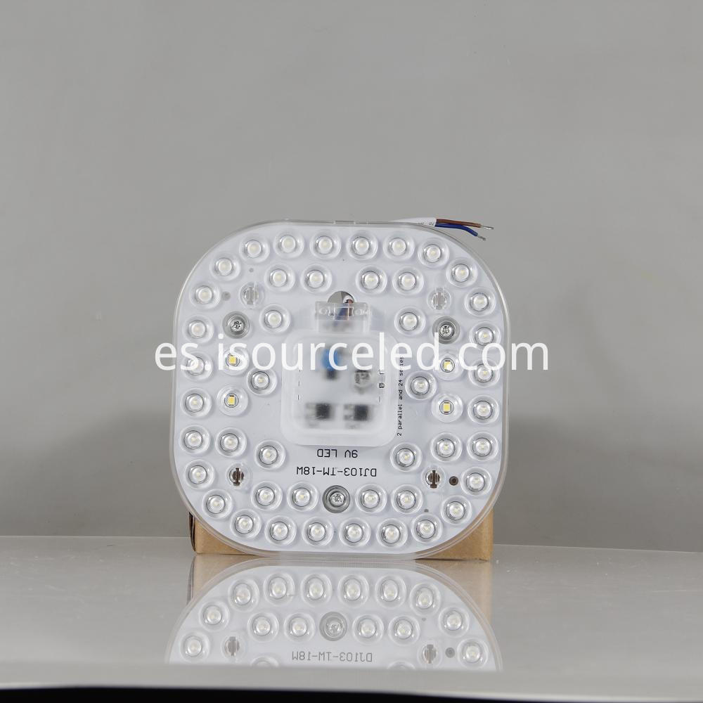 New Design home 8w ceiling led DOB modules