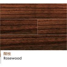 High-End India Rosewood Engineered Hardwood Pisos de madera laminada
