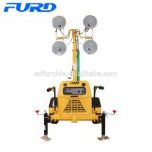 400W * 4 Lámpara de halogenuros metálicos Torre de luz portátil (FZMT-400B)