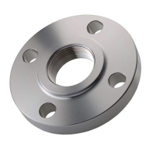 High Quality Factory Custom Stainless Steel Threaded Flange