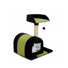 Cheap Comfortable Wooden Large Cat Tree Design Paypal