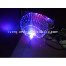 Led Flashing Hand Fan
