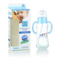 Frasco de vácuo de 10oz PP garrafa de alimentação Adulto Bebê leite garrafas Mix cores