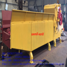Moinho de triturador de madeira composto de qualidade confiável