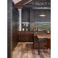 Custom Solid Wood Design Kitchen Cabinets