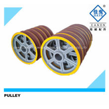 GOOD Elevator Rope Sheave Pulley (Deflector Sheave)