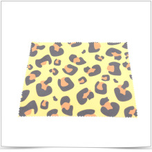 Hot Transfer Printing Microfiber Glass Cleaning Cloth