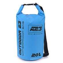 Рекламные плавание подводное плавание Водонепроницаемый бочонок 20л рюкзак сухой мешок (YKY7281)