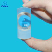 BK7 glass Concave convex lenses meniscus