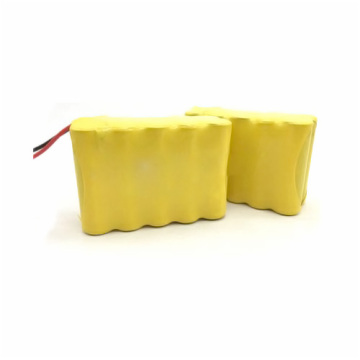 Ni-Cd 12V AA600 rechargeable battery pack
