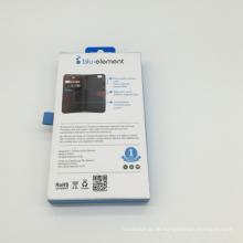 wettbewerbsfähige preis benutzerdefinierte größe recycle faltkarton box