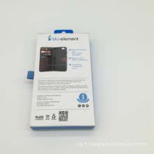 competitive price custom size recycle folding carton box