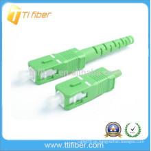 Hochwertiger Hersteller SC APC Steckverbinder