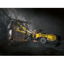Jumbo de Perfuração Hidráulica Completo de Braço Duplo Túnel de Face