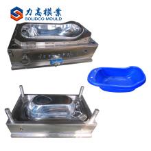 Plastic bathtub mould