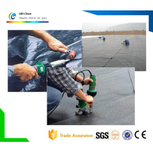 HDPE / LDPE / PVC Geomembrana como revestimiento impermeable de construcción, relleno sanitario, presa