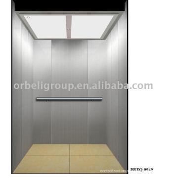 Cabine de elevador de passageiro, carro, peças de elevação
