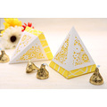 Factory direct sale pyramid candy packaging box