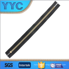 Metal Material and Garment Use Flame Resistance Zipper
