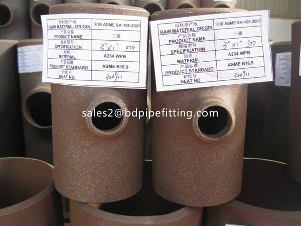 Galvanized Steel Pipe Cross