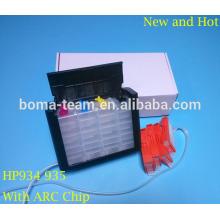Beste CISS für HP 934 935 XL für HP934XL BK & für HP935XL Farbkontinuierliches Tintenversorgungssystem für HP DJ 6230 6830 Drucker