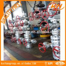 API Árvore de Natal para poço China fábrica Shandong petróleo