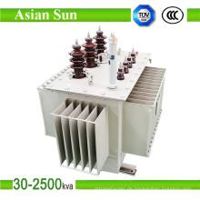 315kVA Ölbad drei Phase Verteilung Transformator (33KV)