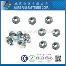 Taiwán grado 8.8 de alta resistencia DIN934 M5 Insertar el perno y la tuerca