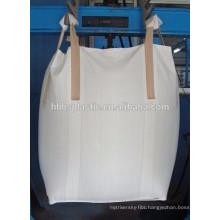 Bulk Bag (tubular) with Cross Corner Loops
