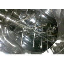 2017 misturador da série de V, modelo do misturador dos SS 3d, misturador horizontal das porcas